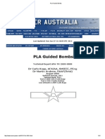 PLA Guided Bombs