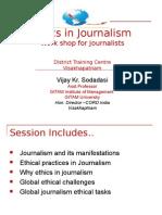 Ethics in Journalism_vijaygitam