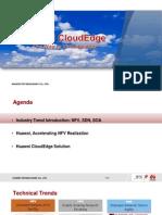 Huawei CloudEdge - The Way to Virtualization 27_May_2014