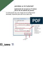 Tutorial de Keylogger (opciones) [Word 97 - 2003].doc