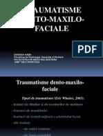 Traumatisme dento-maxilare