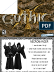 Gothic - Manual - PC