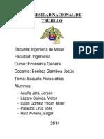 informe de economia escuela fisiocratica.pdf