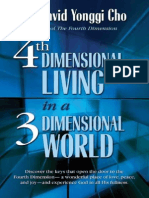 Fourth Dimension Book By Yonggi Cho Pdf