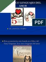 lenguaje del amor.ppt
