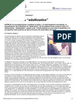 """Psicología Adolescentes """"adultizados"""".pdf"""