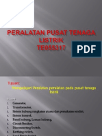 Pptl Peralatan Pusat Tenaga Listrik Generator