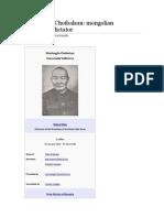 CHOIBALSAN. MONGOLIAN COMMUNIST DICTATOR.docx