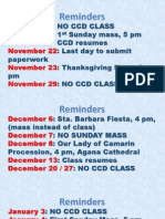 2014 Living Rosary Oct 25