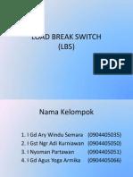 Load Break Switch New