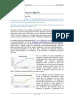 Comentarios Economicos España