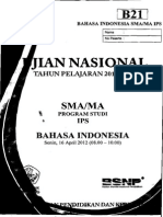 Naskah Soal UN Bahasa Indonesia SMA 2012 Paket B21.pdf