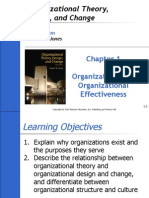 Ch1 of Org Behavior by Jones