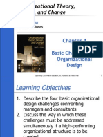 Ch4 of Org Behavior by Jones