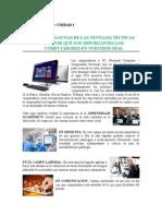 FORO TEMÁTICO-Importancia de La Computadora.doc