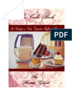 Cake Book - Bontku Ghosh
