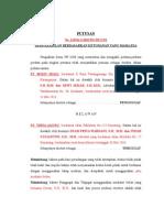 Contoh Surat Kuasa Gugatan Jawaban Gugatan Replik Dan Duplik