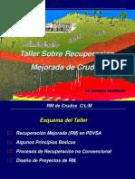 UNIDAD IV Recuperacion Mejorada.ppt