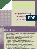 Lec8 Ch9 Process Model DFD