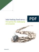 India Banking Fraud Survey 2012