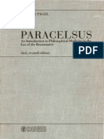 Pagel - Paracelsus | An Introduction to Philosophical Medicine in the Era of the Renaissance (Karger, 1984)