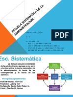 Escuela sistemática de la Administración.pptx