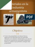 PRESENTACION PROYECTO CCMM II MATERIALES ARMAMENTISTA.pptx