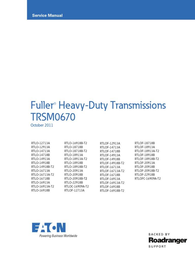 manual rtlo 16918b pdf manual transmission transmission mechanics rh es scribd com RTLO-16913A Service Manual RTLO-16913A Service Manual