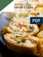 Libro recetas de China