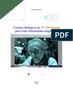 Consejos filologicos para evitar enfermedades linguisticas