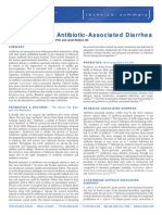 Pro Biotics as alternate of Antibiotic