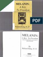 Melanin a Key to Freedom by Richard King