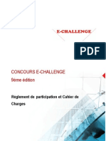 Echallenge SQLI Reglement CPS 9eme Edition