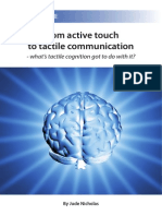 Active Touch Article