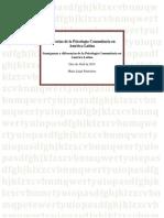 Comunitaria - Semejanzas y Diferencias Historias de la Psicologia comunitaria.pdf