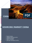 Procuring Tools in China