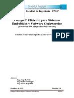 Codigo C eficicnete para sistemas Embebidos y codewarrior 2011.pdf