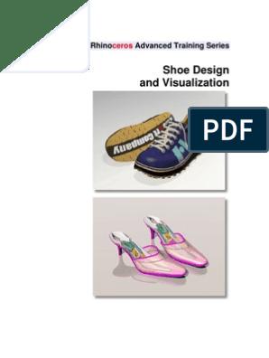 Rhinoceros Advanced Training Series | Shoe | Rendering