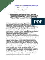 Poder y representación_ Laclau.doc