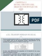 ANALISIS DEL CIRCUITO DEL TRANSFORMADOR CON NUCLEO DE.pptx