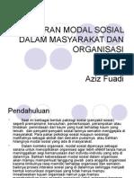 Presentasi Modal Sosial
