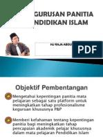Pengurusan Panitia Pendidikan Islam