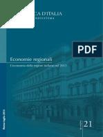 Economie Regionali. Vol. 1.