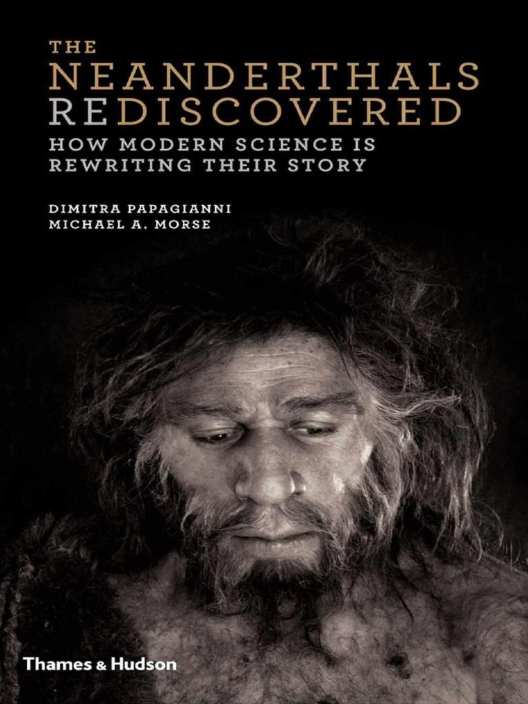 Neanderthals rediscovered d papagiannipdf homo neanderthal fandeluxe Images