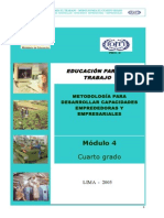 MODULO PARA CUARTO GRADO.doc