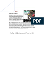 Top Enviromental Firms 2008 .doc