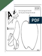 Alfabet Pentru Copii