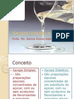 Xarope simples e dietético - 2014-2 (1).pdf