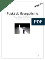 Pauta de Evangelismo 1- Cuerpo de evangelismo Vida Nueva.pdf