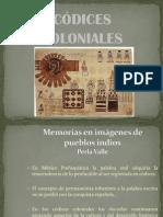 CÓDICES COLONIALES.pptx